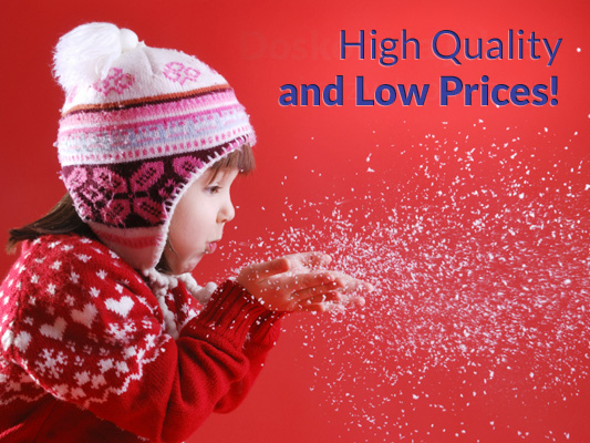 High Quality and Low Prices!